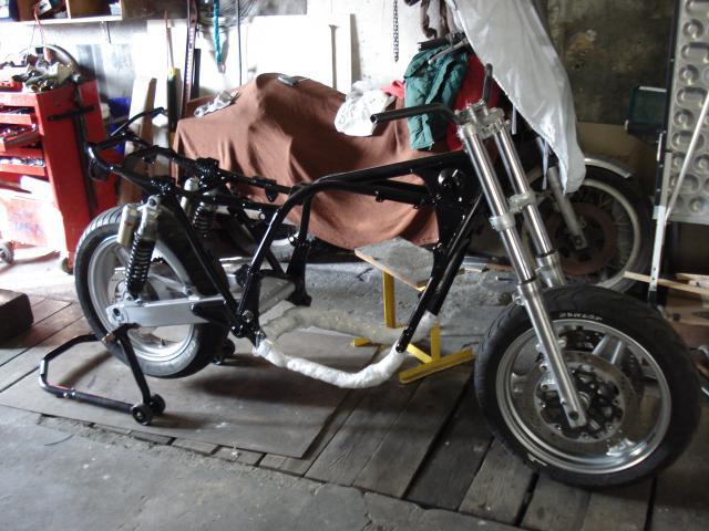 Restauration et modification  Z650 557519DSC03590