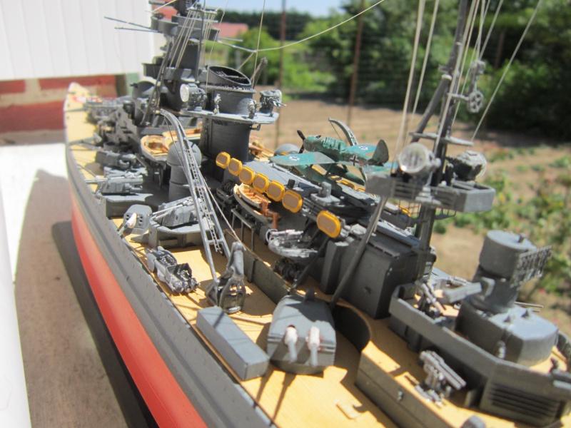 Croiseur de bataille Scharnhorst  au 1/350 de dragon - Page 10 557652IMG3148