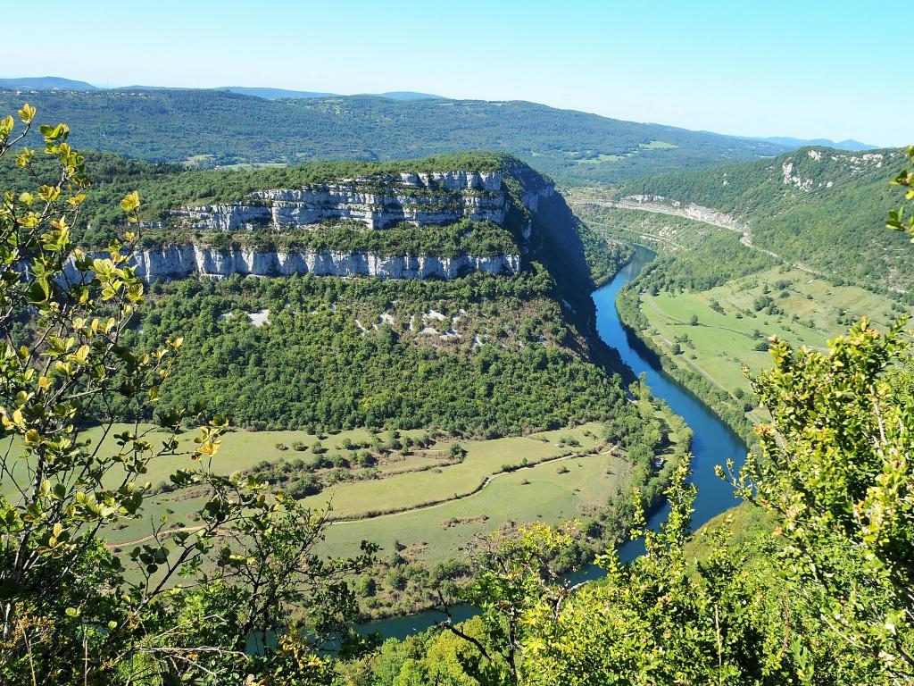 Les Gorges de l'Ain 559945P8213158a