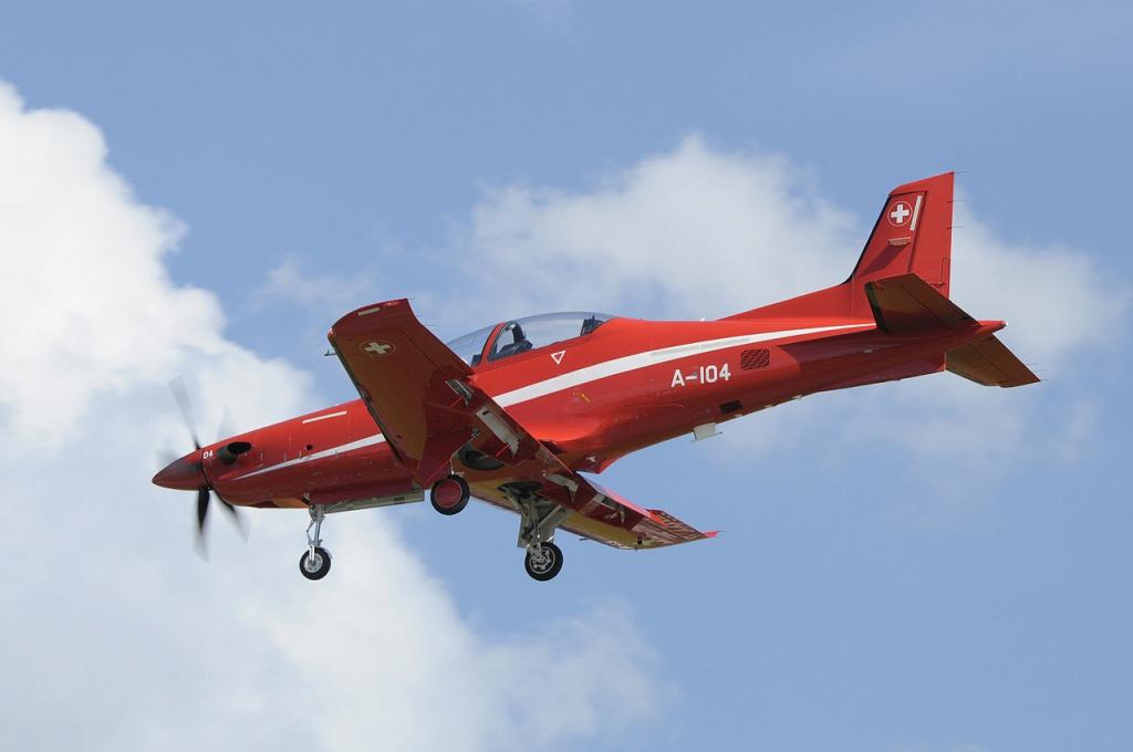 AIR14 à Emmen 560340SwissAFPC21A104Emmen9142pf