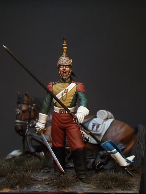 Le combat de Kanghil, Crimee 1855 560552kanghil
