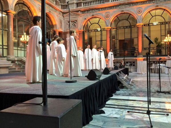 Performance à Londres pour le Kennedy Center 560656KCinlondon4s