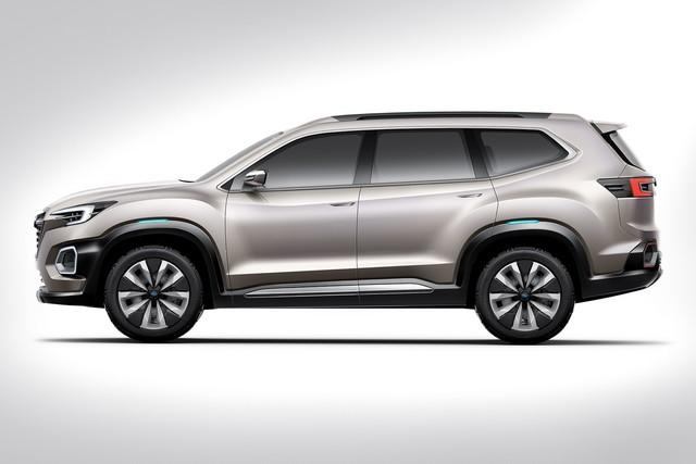Subaru a dévoilé le concept VIZIV-7 SUV au salon Los Angeles 2016  561049galleryphoto7
