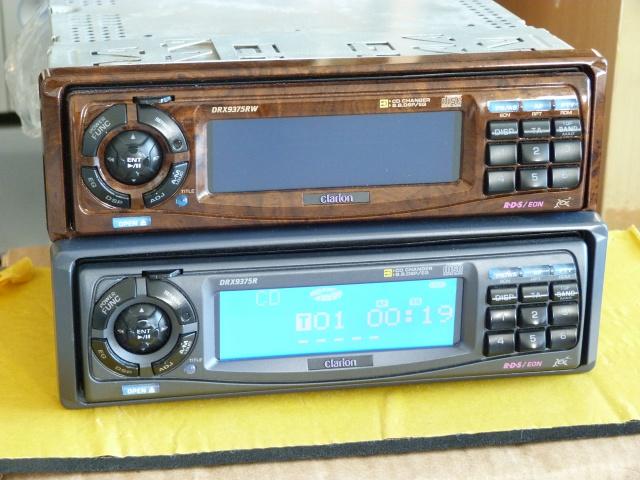 Les Clarion DRX 9175 et 9375, bombes musicales ! 561211P1130033