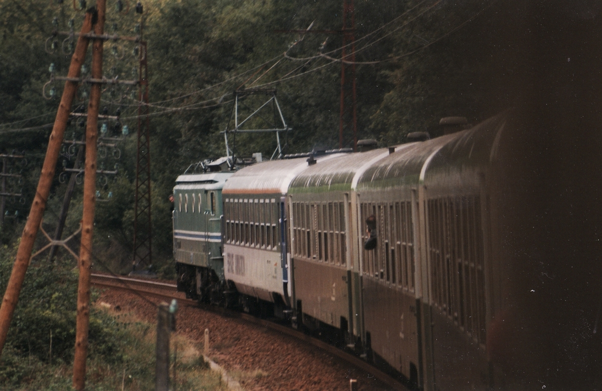1999 - CC7107 train spécial IFC 2 octobre - Département des Landes 562143cc710719991002Enligne