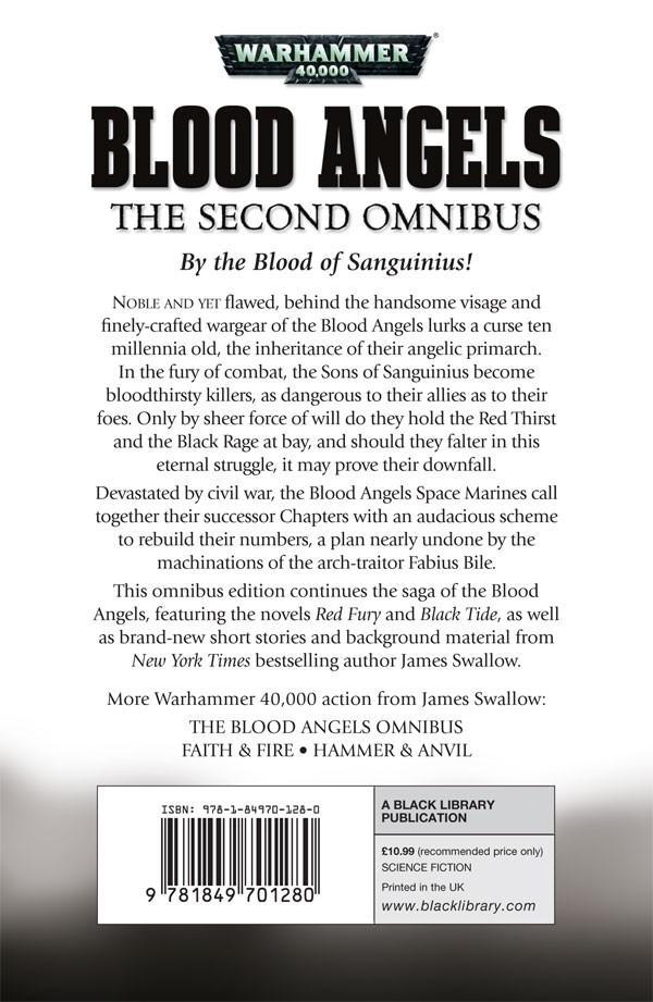Blood Angels : The Second Omnibus de James Swallow 562823bloodangelsomni2
