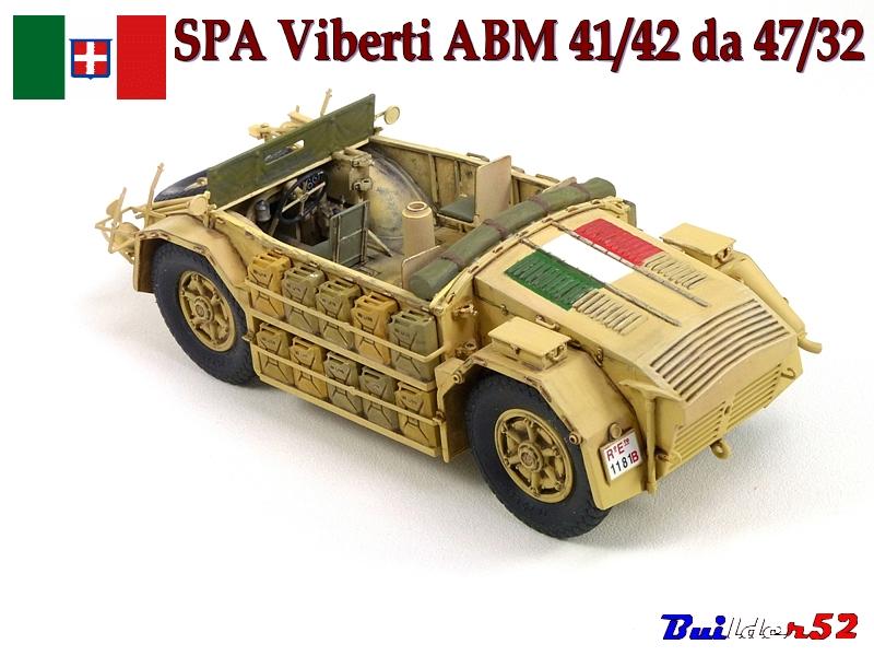 ABM 41/42  AT 47/32 - Italeri 1/35 563112P1050184