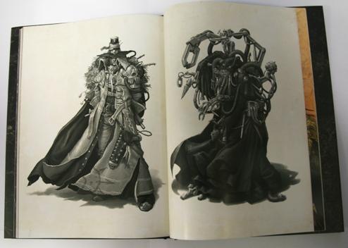 La Volonté de l'Empereur de John Blanche (Art Book) 563232detail2empswill