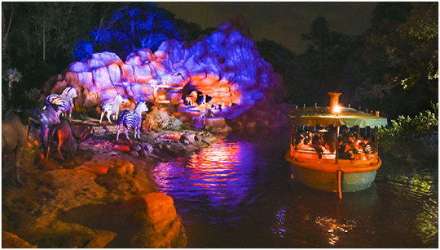 [Tokyo Disneyland] Jungle Cruise : Wildlife Expeditions (8 septembre 2014) 564191ju2