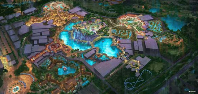 [Chine] Monkey Kingdom Theme Park & Resort (2015)  564304MKTP2