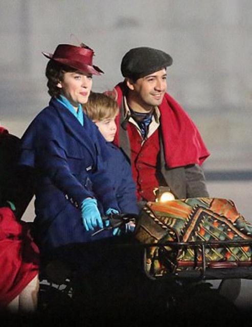 Le Retour de Mary Poppins [Disney - 2018] - Page 5 566238IMG20170409172924