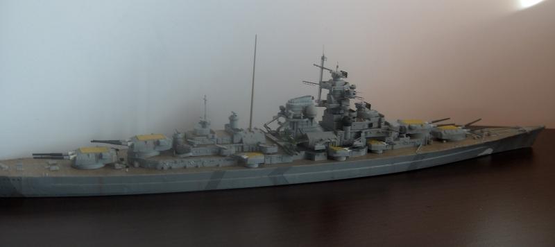 Bismarck 1/700 [Trumpeter] - Page 3 566707HPIM2151