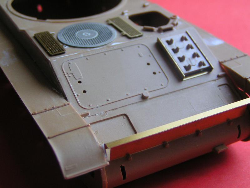 Kit de détaillage de l'AMX 13/75 de Heller 35ème 566969PICT0017