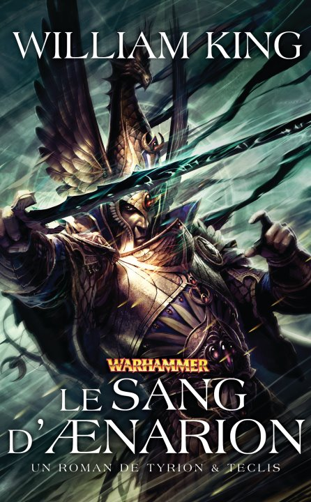 Le Sang d'Aenarion de William King 567454lesangdaenarion
