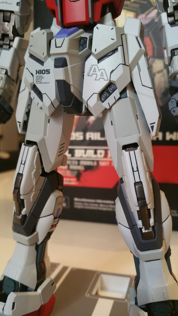Review/Edito : Strike Gundam Metal Build 1/72 by Moshow la leçon Chinoise donnée a Bandai  567564201610061414311