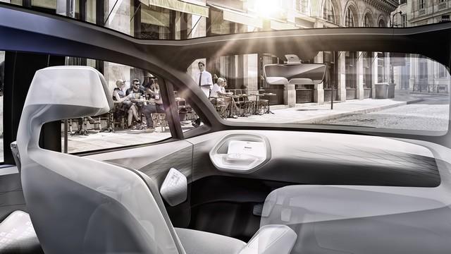 La première mondiale de l'I.D. lance le compte à rebours vers une nouvelle ère Volkswagen  567591DB2016AU00806large