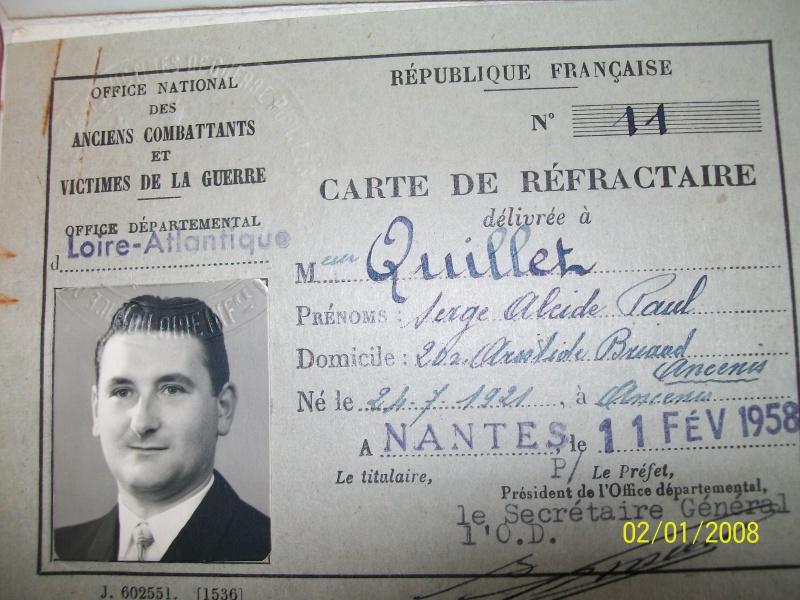 Mon ami serge quillet. 5675971001867