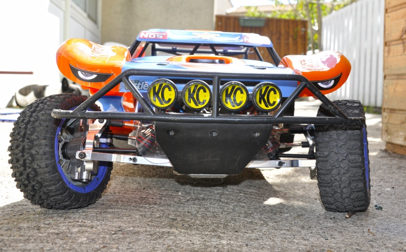 Projet LOSI 5ive Brushless - Page 2 567972DSC0010