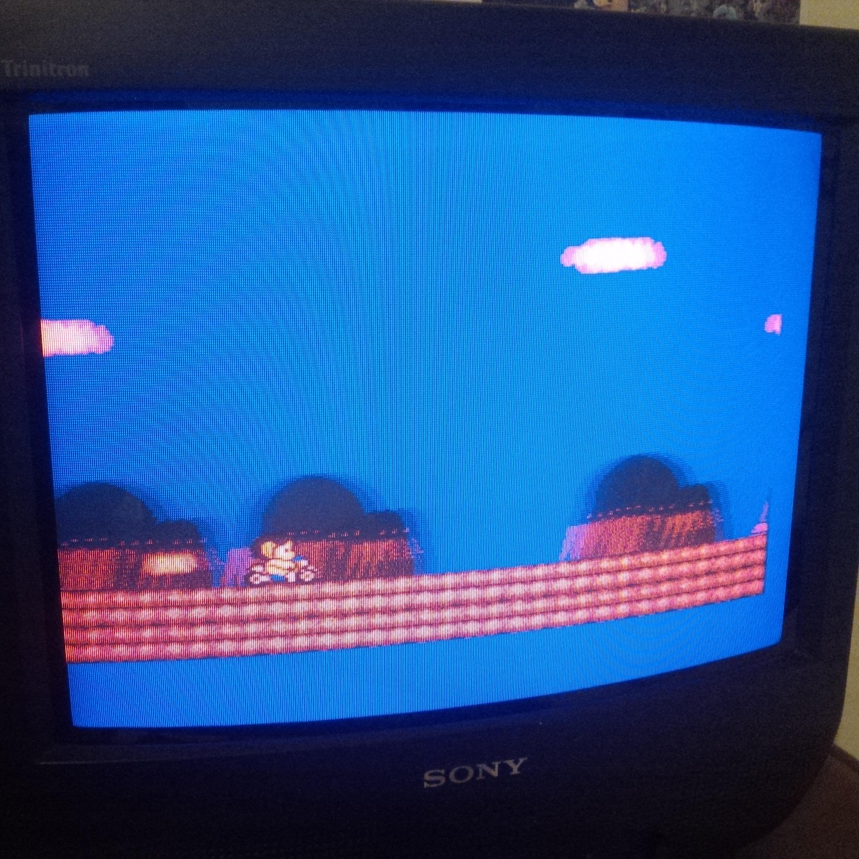 Problème d'affichage Master System II 568057IMG20170403002344