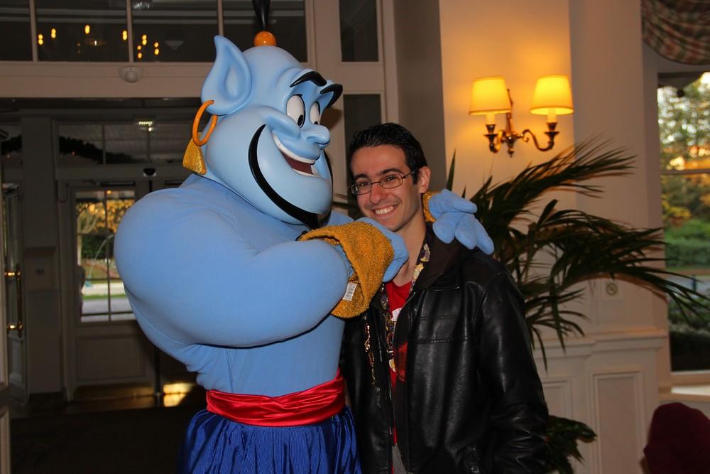 Vos photos avec les Personnages Disney - Page 2 568181IMG8043