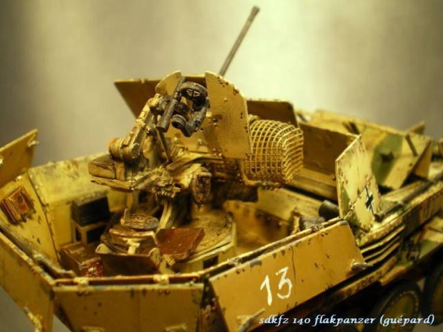 sd.kfz 140 flakpanzer (gépard) maquette Tristar 1/35 - Page 2 568407IMGP3216