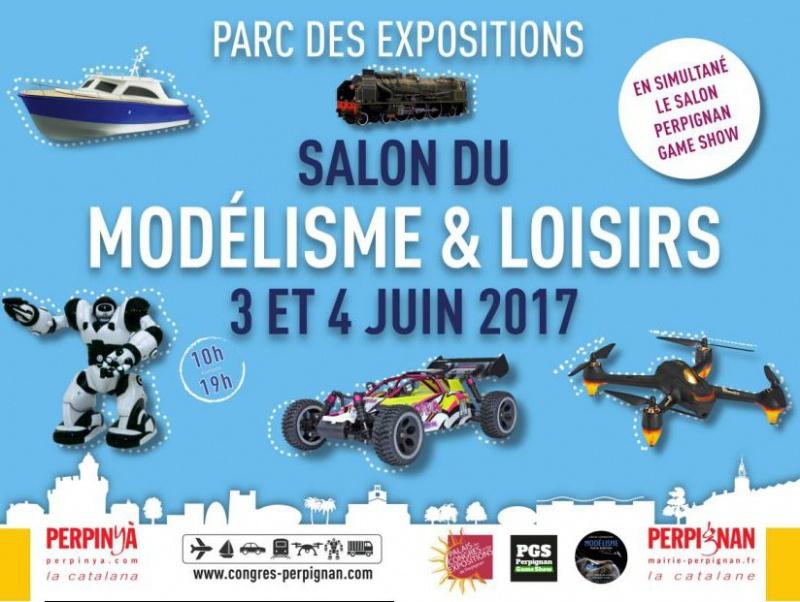 [SALON] Salon du modélisme de Perpignan 2017 569924219126salon2017