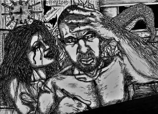 Quelques uns de mes dessins, puisque vous le demandiez... 570268insomniacwanderings