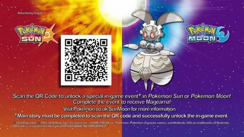 QR Code Magearna Europe 570308codemagearna