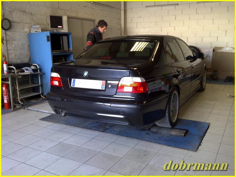 [BMW 530 d E39] Downpipe 570353IMG2011020400041Copier