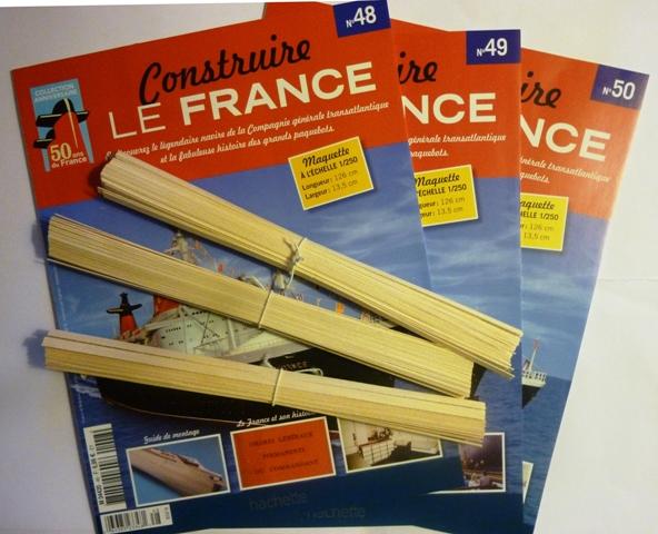 Le france  au 1/250è - hachette-Amati - Page 8 570997Fasc048049050r