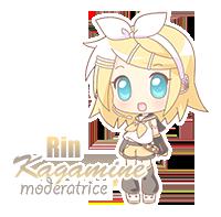 Rin K. - Guetteuse de l'Ombre