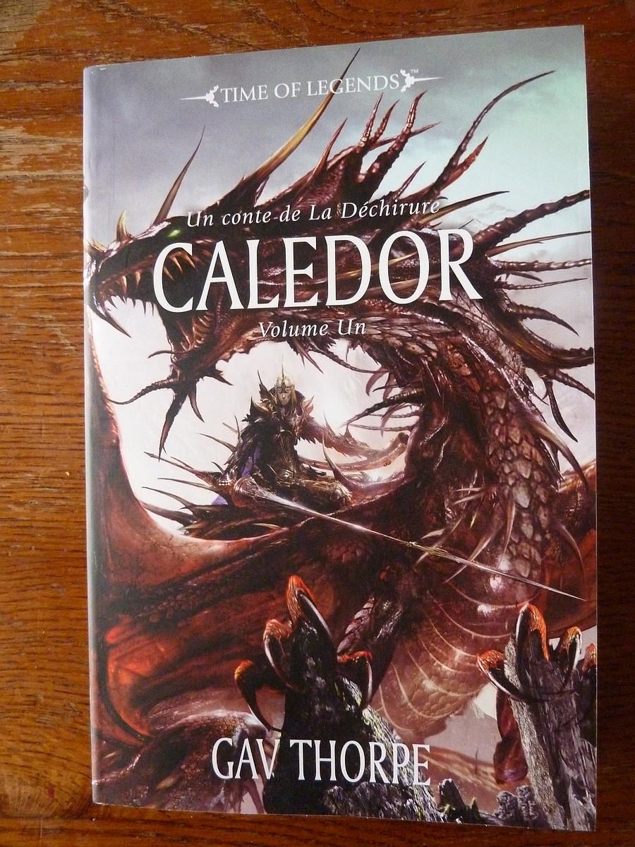 [Black Library] Caledor Volume 1 et 2 de Gav Thorpe 572486CaledorI