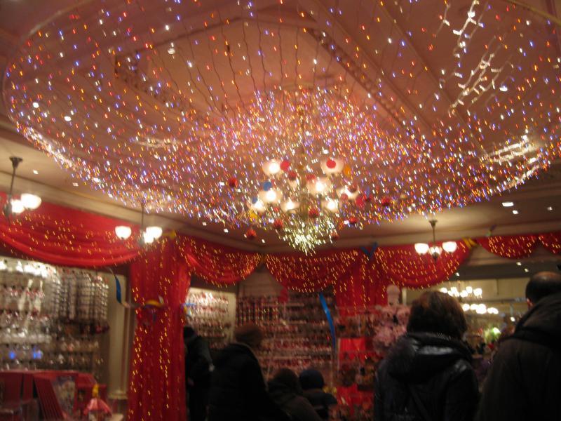 [Disneyland Paris] Disneyland Hotel - chambre Castle Club (8-10 décembre 2010) (début du TR p.9) - Page 8 572614IMG1983