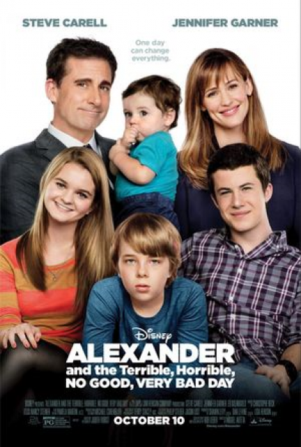 [Disney] Alexander and the Terrible, Horrible, No Good, Very Bad Day (2014 aux US) 572945al1