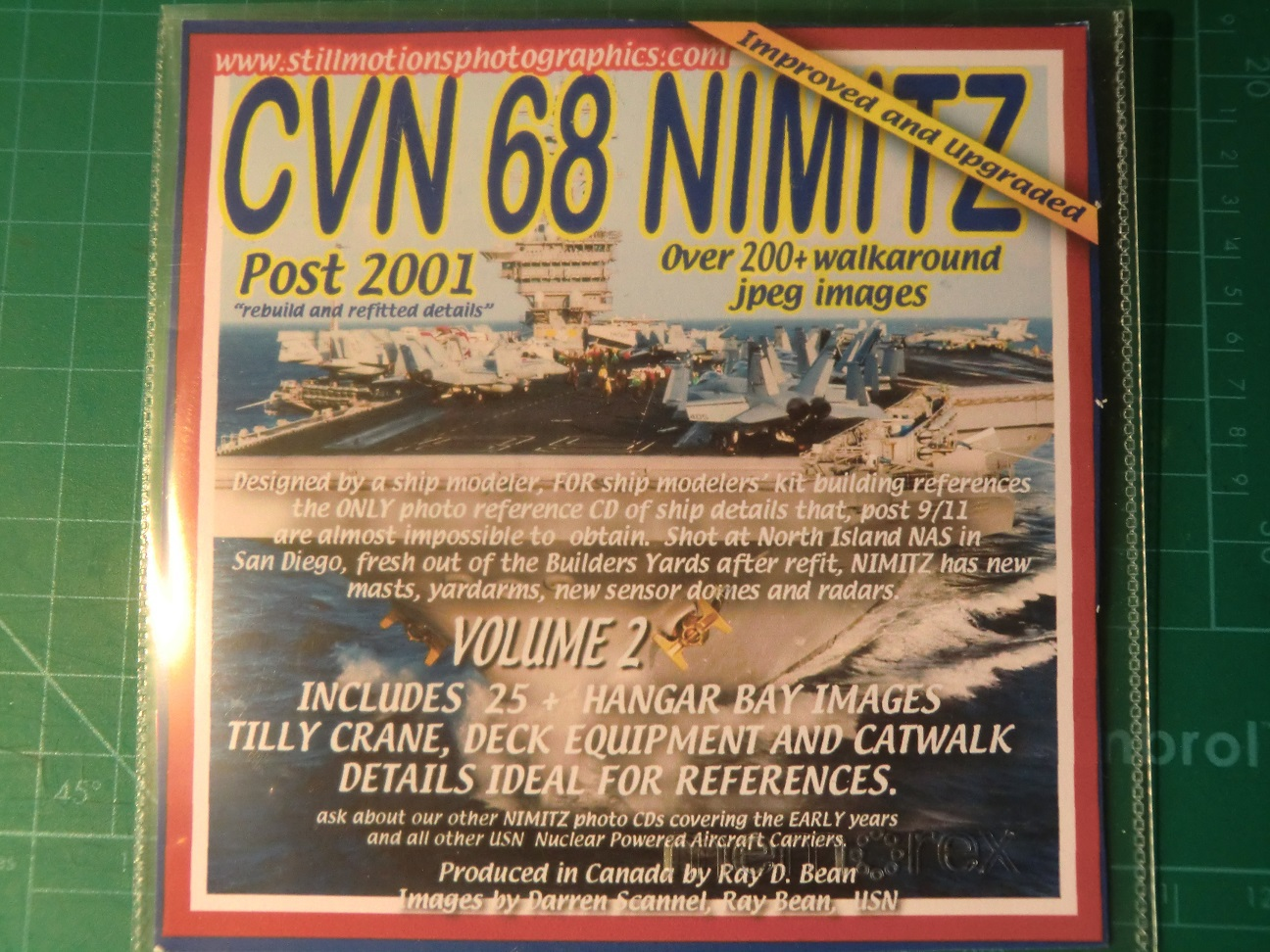 CVN 68 USS Nimitz Trumpeter 1/700  - Page 4 573413Nimitz21