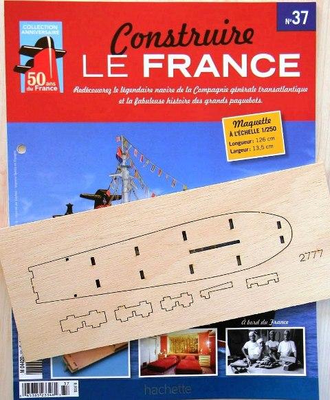 Le france  au 1/250è - hachette-Amati - Page 7 574211Hachette037r