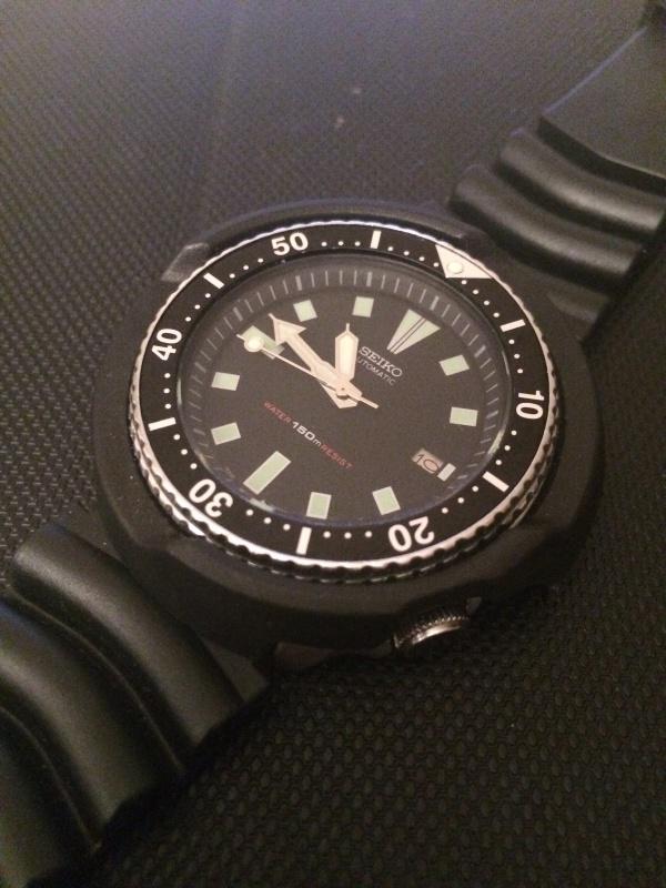 Tuna shroud pour SKX, armsaver ou dragon 575507image886