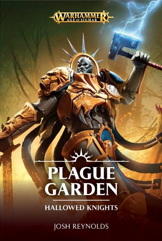 Hallowed Knights: Plague Garden de Josh Reynolds 575511BLPROCESSEDPlagueGardenRoyal