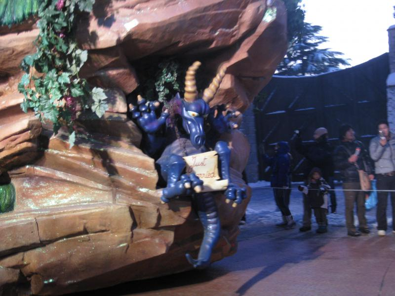 [Disneyland Paris] Disneyland Hotel - chambre Castle Club (8-10 décembre 2010) (début du TR p.9) - Page 10 579270IMG2310