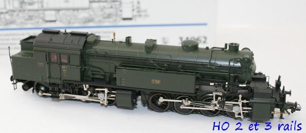 Les locomotives à vapeur articulées 579994Marklin34962BayMalletGt2x44DELTA2R