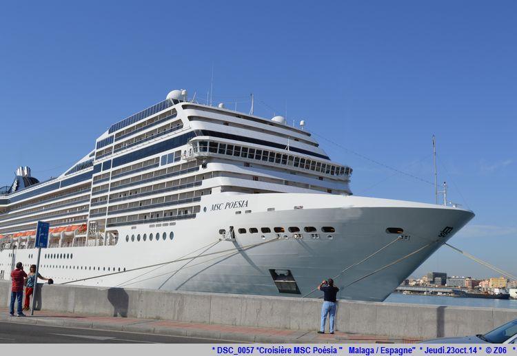 Z06 / C/R MSC.... Poesia 21/10 au 30/10 2014   Gêne Malaga Casablanca Lisbonne Barcelone Marseille 582142DSC0057