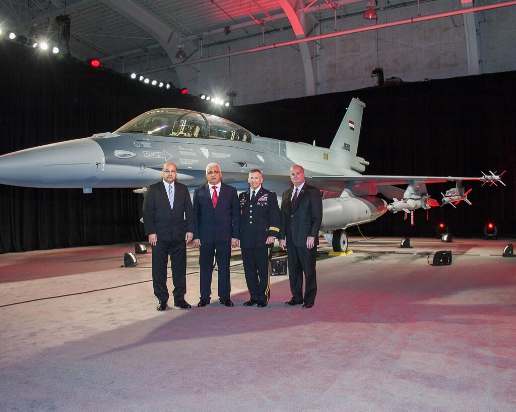 صفقه مقاتلات F-16 للعراق .......متجدد  - صفحة 8 583645BpYyMdUIEAAPekIjpglarge