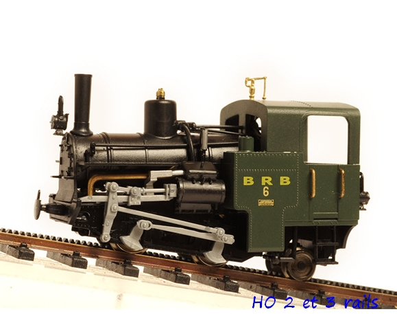 Un producteur spécialisé dans le matériel autrichien 584440FerroTrain021TBRB