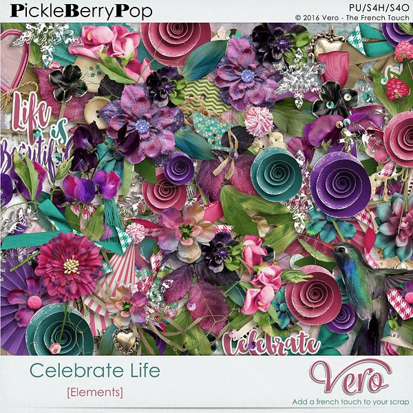 Véro - MAJ 02/03/17 - Spring has sprung ...  - $1 per pack  - Page 10 584855Verocelebratelifeelpv