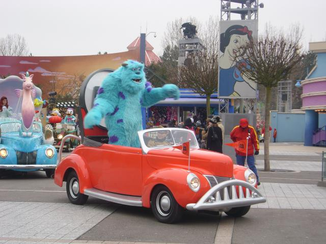[Disneyland Paris] Premier séjour au DLH (31 janv.-2 fév. 2011) + un anniversaire inoubliable ! - Page 4 586391211