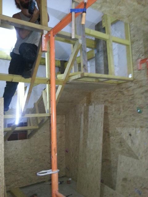 La construction de mon bloc dans le garage 58668920140924203726