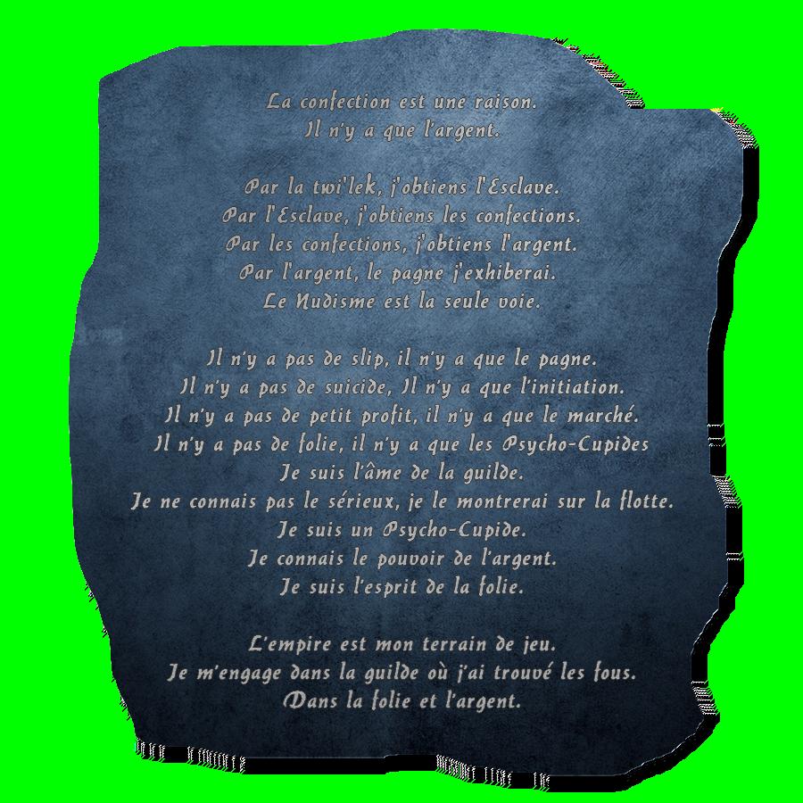 Le code de la Guilde 587075artefactducodesith