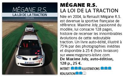 [LECTURE] Mégane RS, la loi de la traction  58852657AM