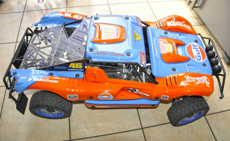 Projet LOSI 5ive Brushless - Page 2 589324DSC0022