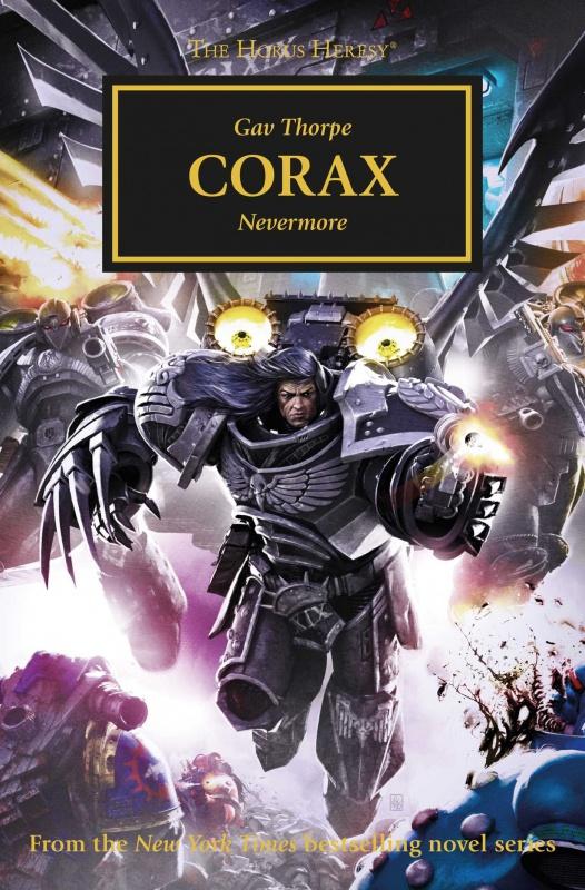 Corax de Gav Thorpe - Recueil 58998881BM521WloL
